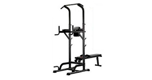 Folding Home Fitness Power Tower