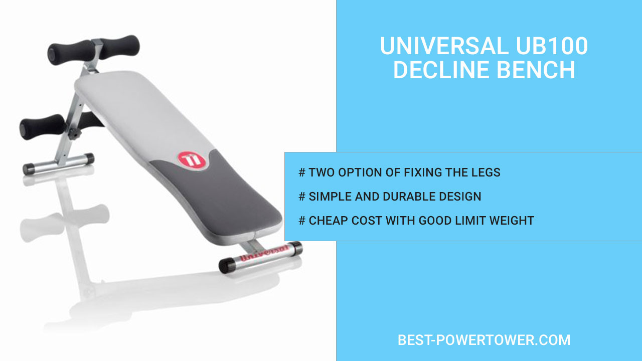 Universal Decline Bench Best 7 Sit Up Bench Review Buyer S Guide For Ab Benches