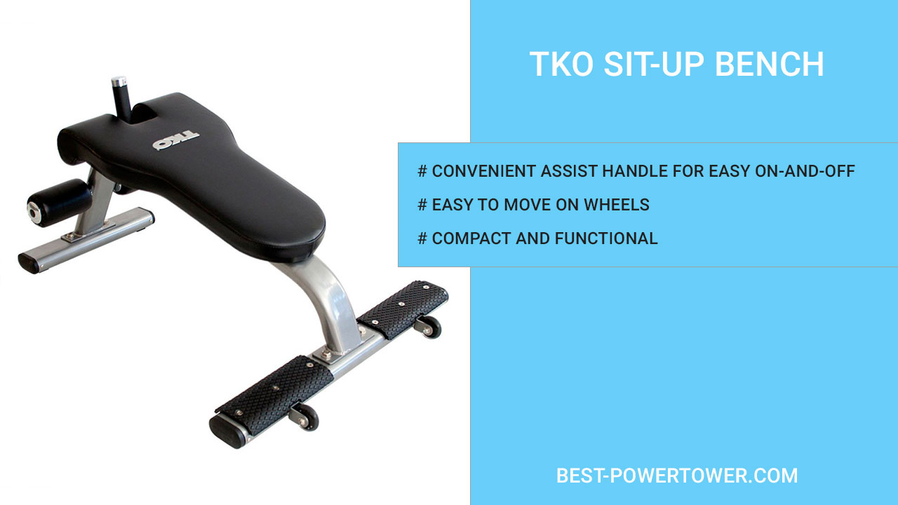 TKO Sit-Up Bench