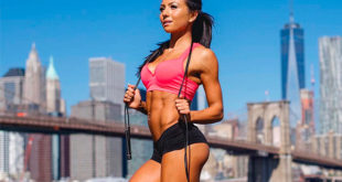 Bodyweight Exercise from Ashley Nocera