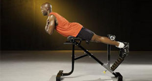 Hyperextension Bench & Roman Chair