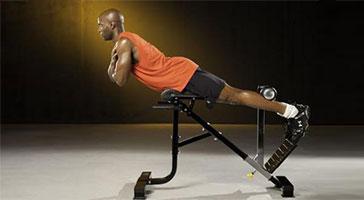 Best Hyperextension Bench Amp Roman Chair Exercise Equipment