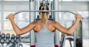 lat pulldown machine exercises