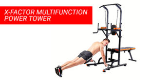 X-Factor Multifunction Power Tower