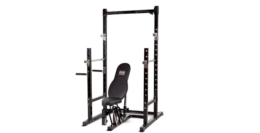 Marcy Platinum Power Rack