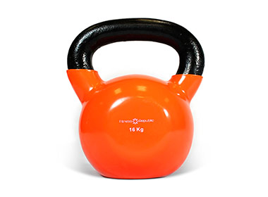 Vinyl-Coated-Kettlebells