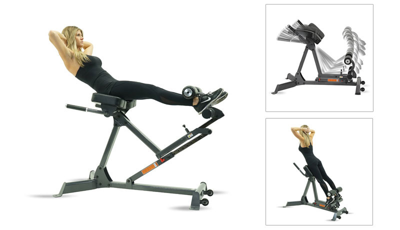 Best Hyperextension Bench Amp Roman Chair Exercise Equipment