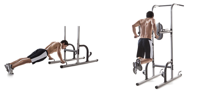 Gold's Gym XR 10.9 functions